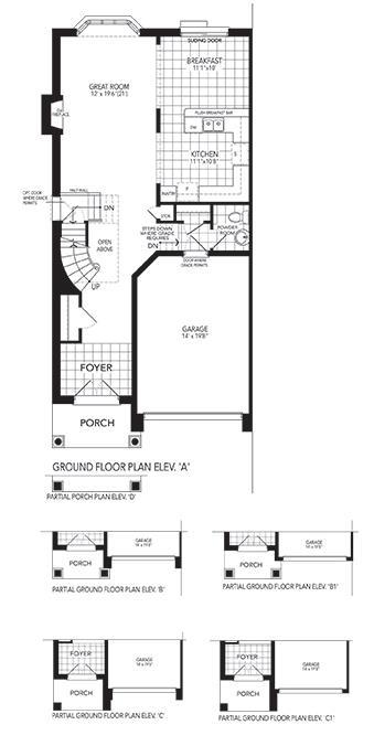 Devon 1 Floorplan 1