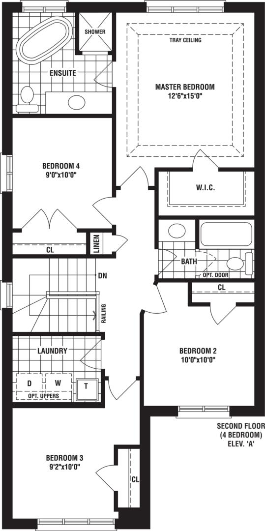 Glenmanor Floorplan 2