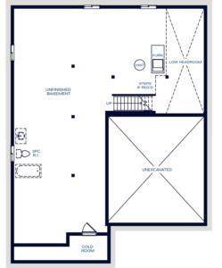 The Belmont B Floorplan 3