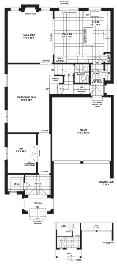 Williams B Floorplan 1