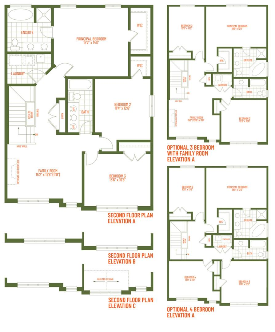 The Westport Floorplan 2