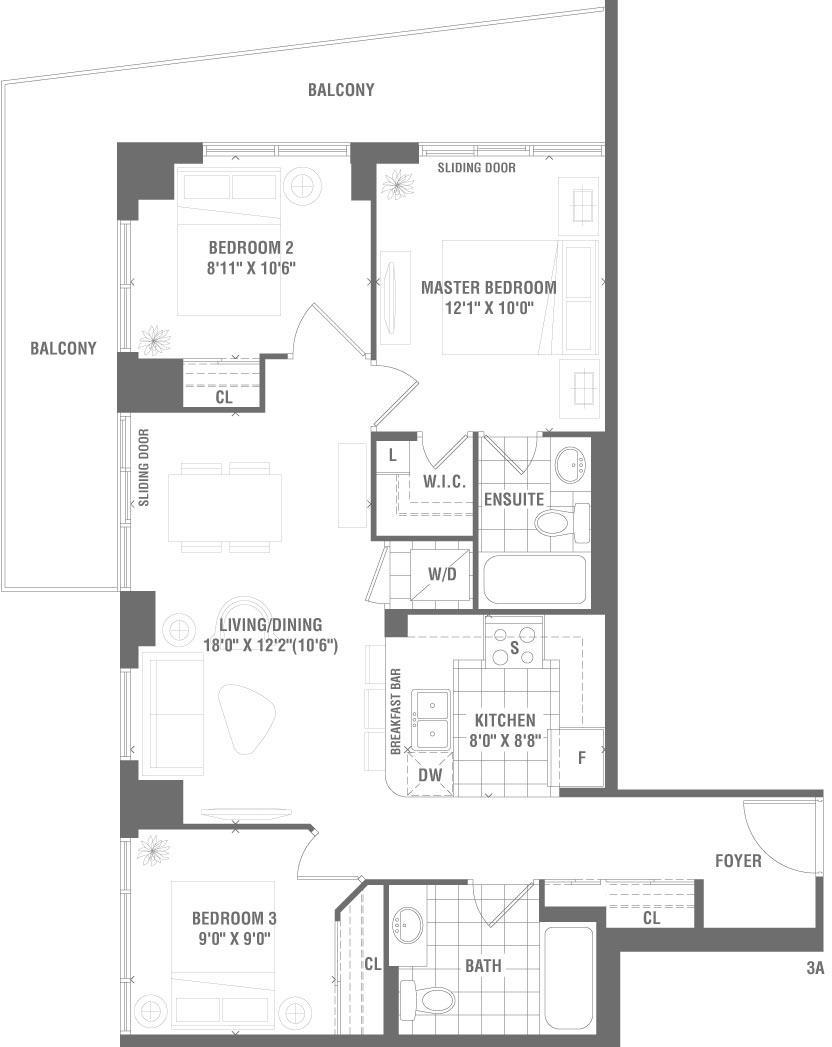 Pearl Floorplan 1