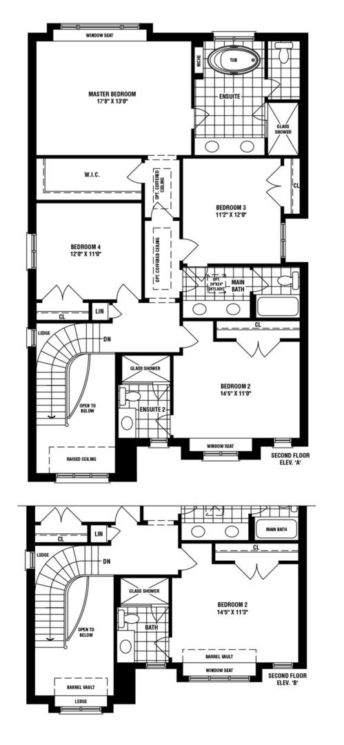 Buffet (B) Floorplan 2