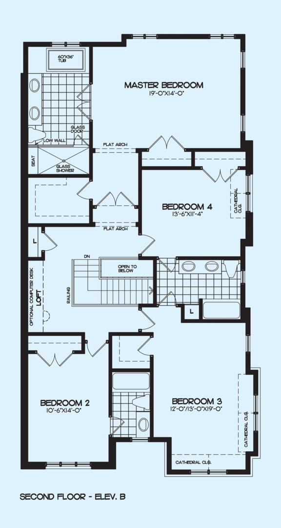 Iris B Floorplan 2