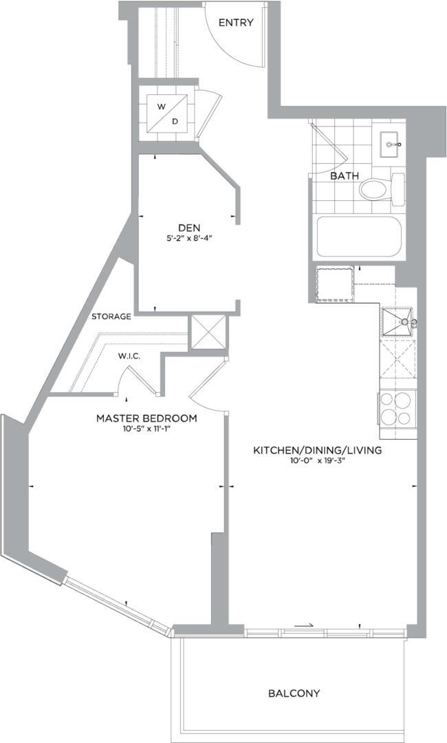 B-579 Floorplan 1