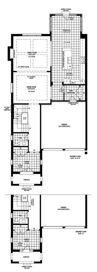 Knight (A) Floorplan 1