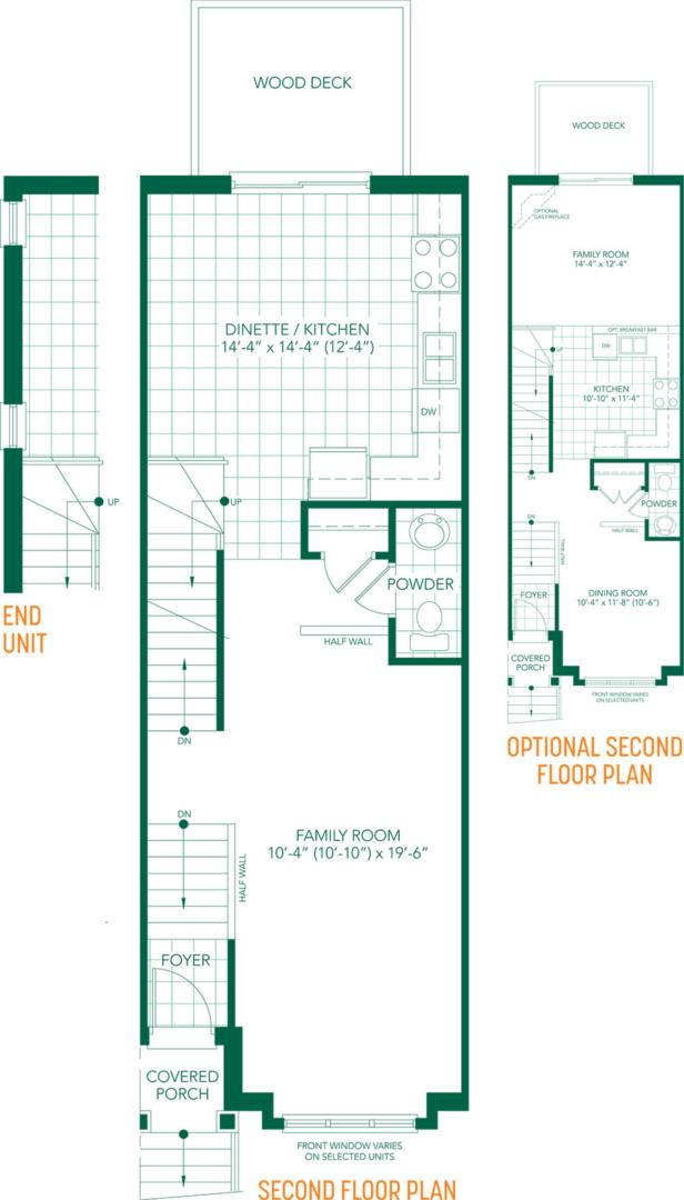 The Orchid Floorplan 2