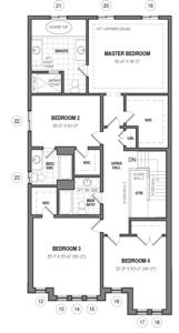The Kahlo 34 IV B Floorplan 2