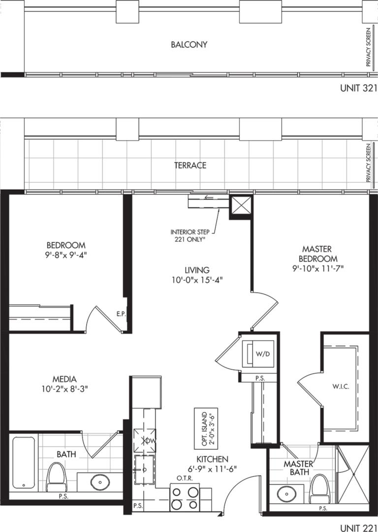 2D-A5 Floorplan 1