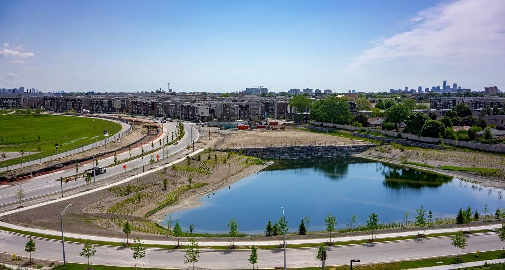 Saturday in Downsview Park in Toronto by Mattamy Homes