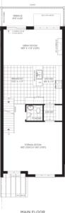 BLOCK 9, ELEV. B3 REV, UNIT 7 Floorplan 2