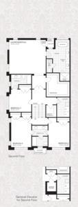 The Harvard Collection - The Harvard 3 Floorplan 3