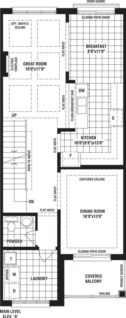 Aster Floorplan 4