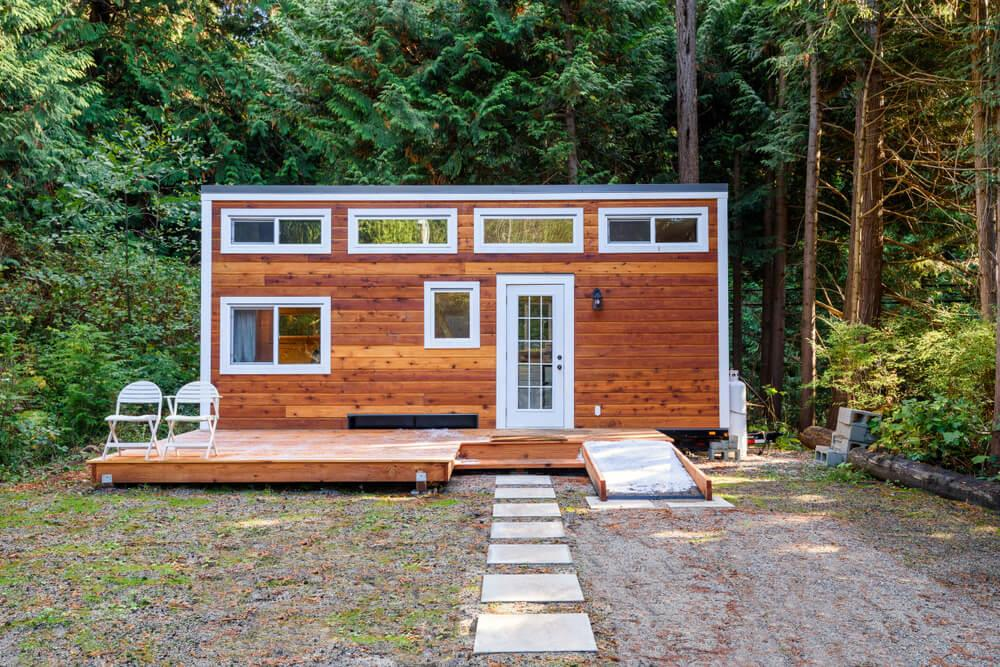 How much is too much to pay for a tiny home? Image