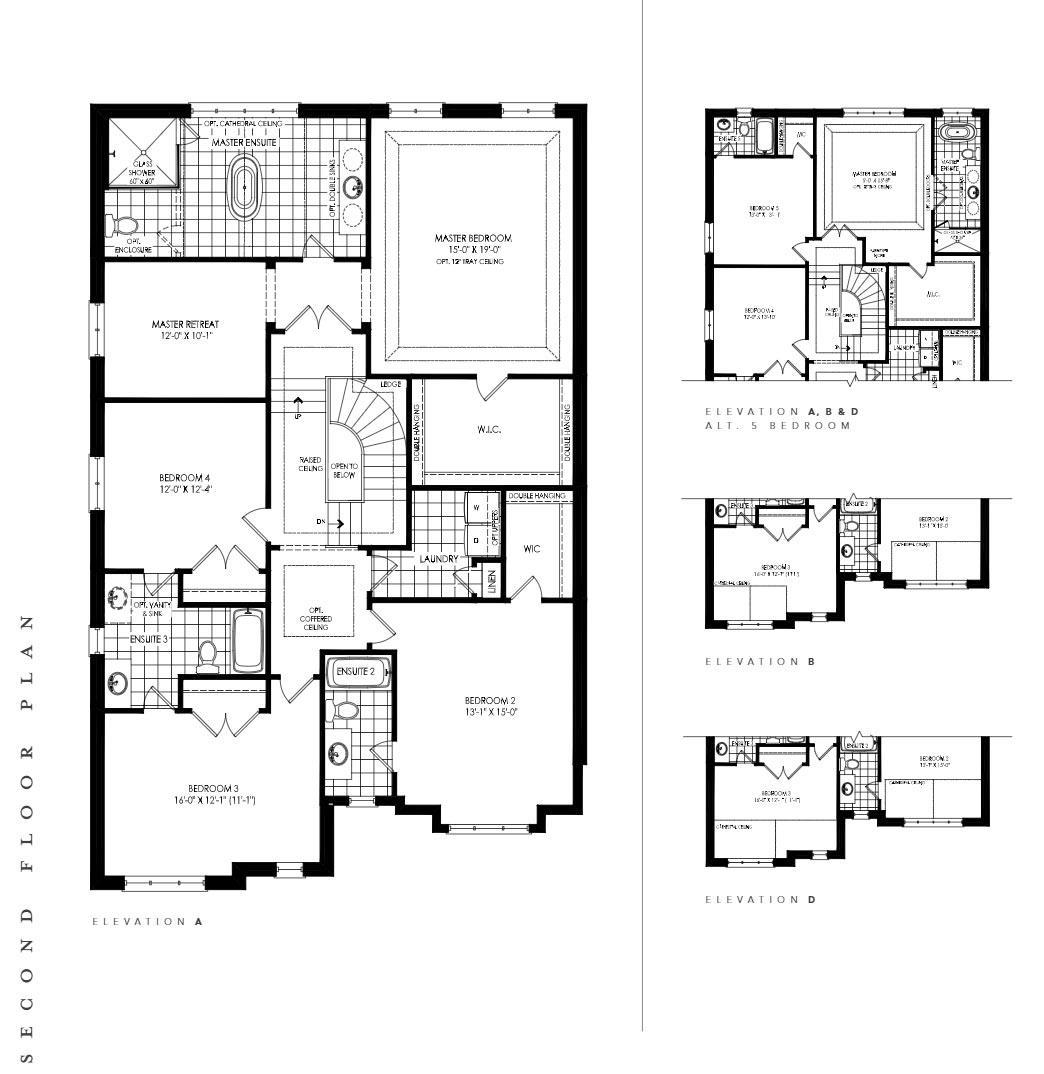Lot 50 - Wentworth D Floorplan 2