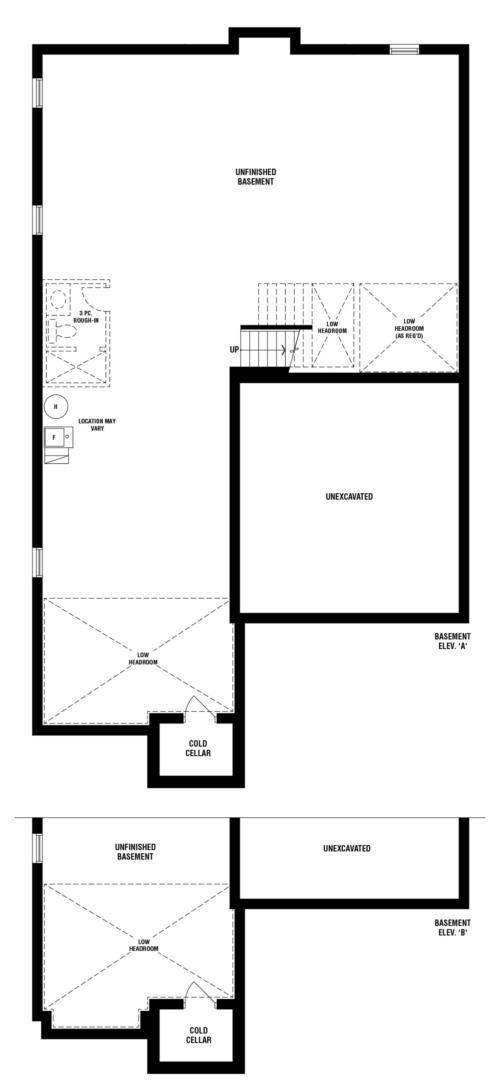 Highland Creek Floorplan 3