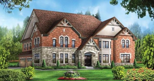 The average price of a new detached home in the GTA exceeds $1 million for the first time Image