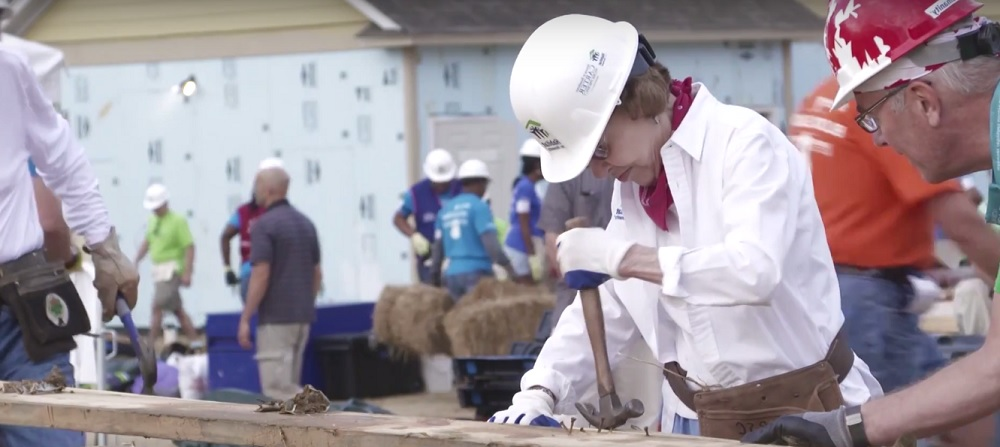 Carter Work Project building 150 homes for Canada 150 Image