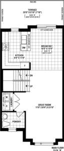 Terraza Floorplan 2
