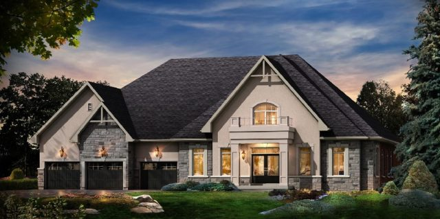 Sharon Forest Estates in East Gwillimbury by Wentworth Homes