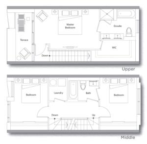 Villa 105 Floorplan 2