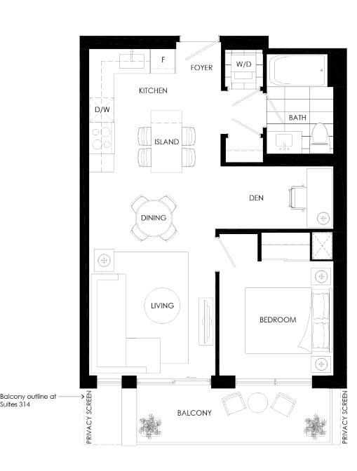 Ortega 580D Floorplan 1