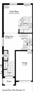 The Belevedere 6 Floorplan 1