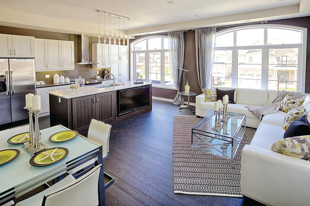 Geranium has quick move-in homes available in Whitchurch-Stouffville!  Image