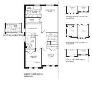 Devon 1 Floorplan 2