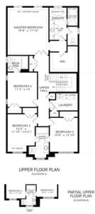 The Hampton IV A Floorplan 2