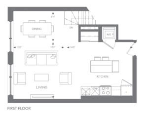 No. 24, 27, 28 Floorplan 1