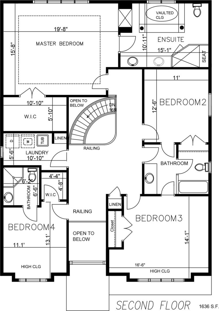 The Clearview Floorplan 2