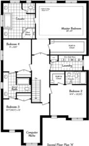 The Providence 17 Floorplan 2