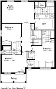 The Providence 14 Floorplan 2