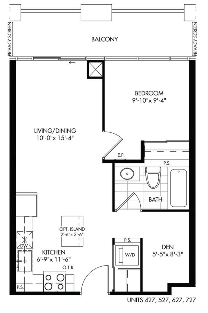 1D-A2 Floorplan 1