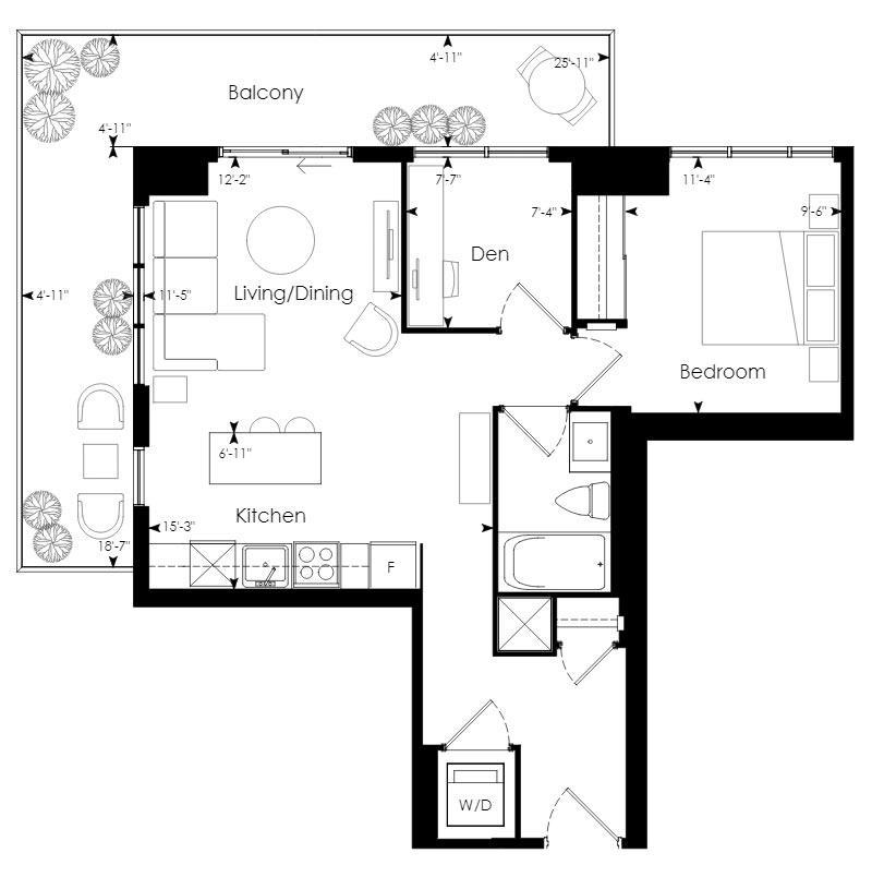 Tower 03 Floorplan 1