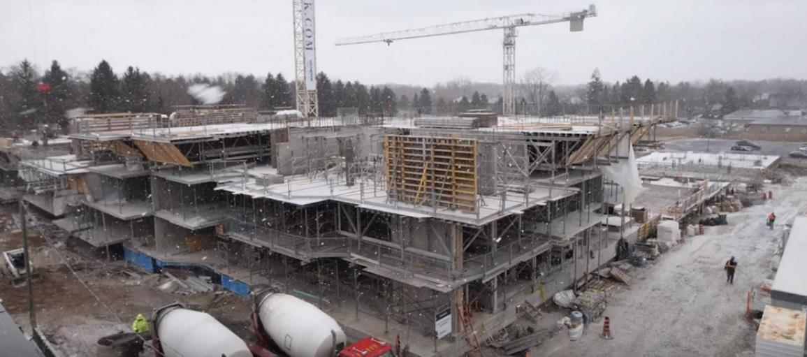 Watch a construction time lapse of The Craftsman by VANDYK Image