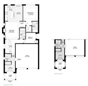 Brookside Floorplan 1