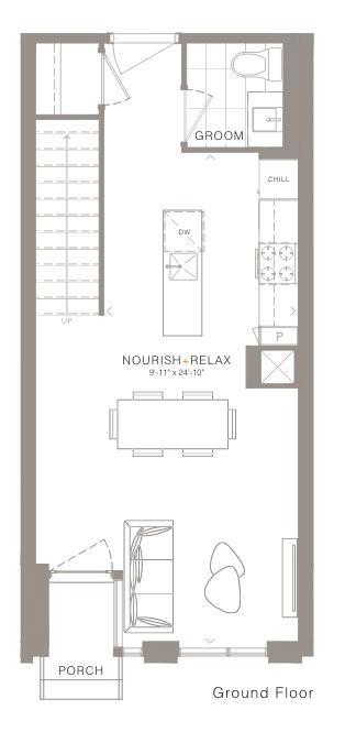 Madison Floorplan 1