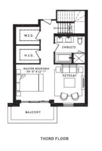 The Vanderhoof Floorplan 3