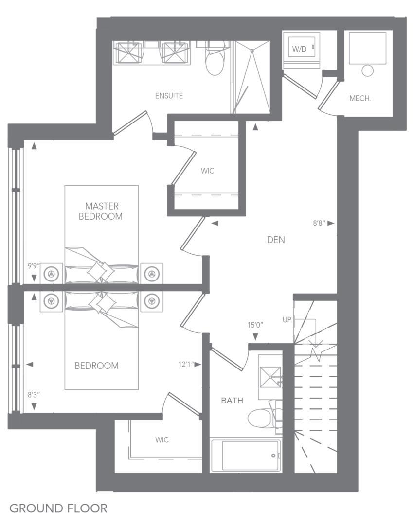 No. 2 Floorplan 2