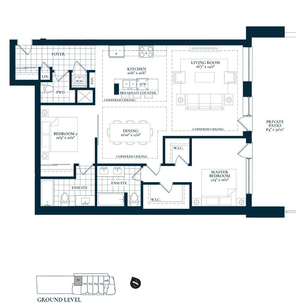 Tannery Floorplan 1