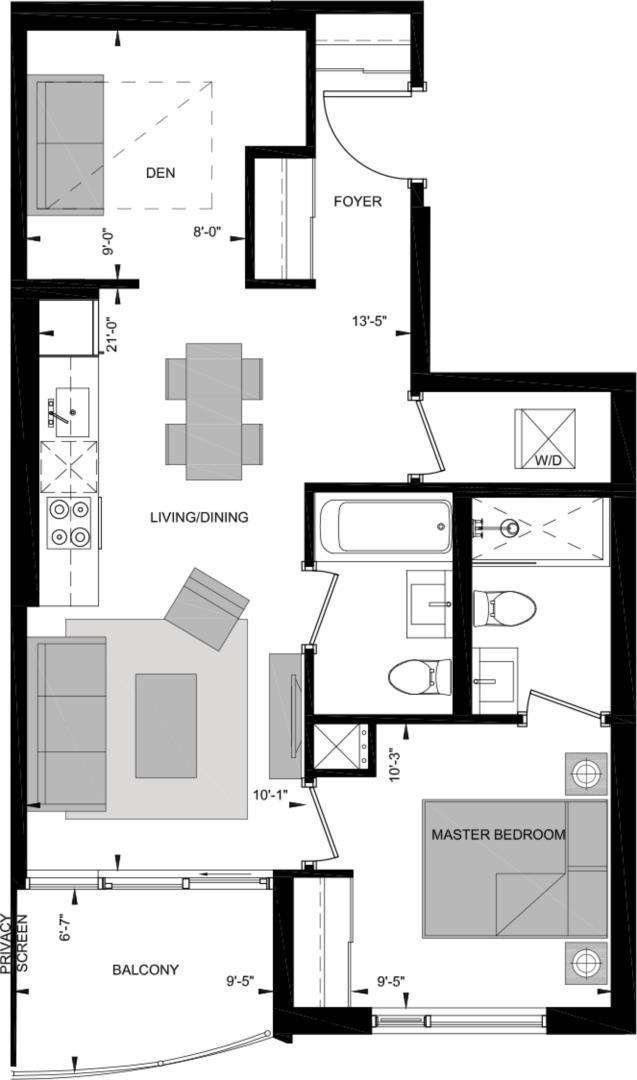 GR-W Floorplan 1