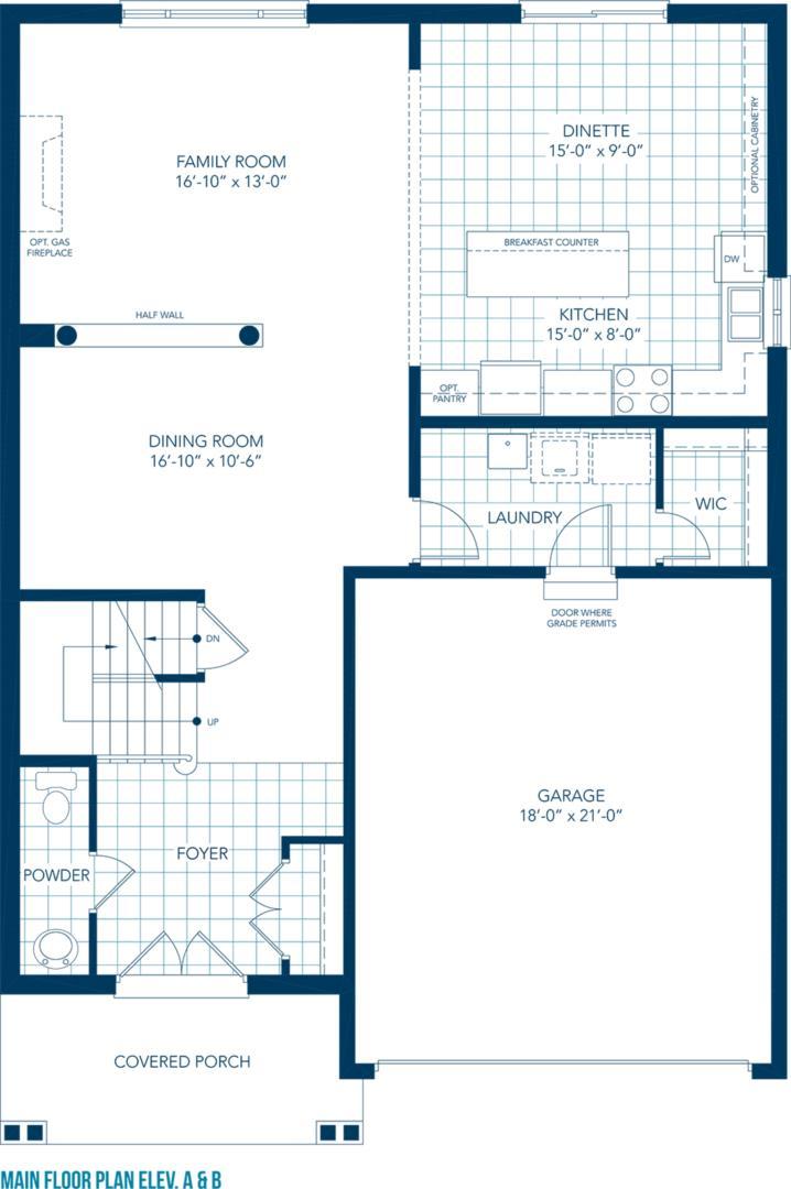 Palazzo Floorplan 2