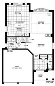 Amethyst Floorplan 1