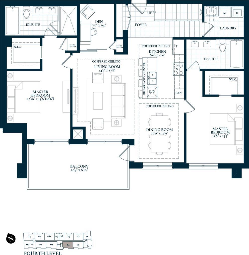 Forsythe Floorplan 1