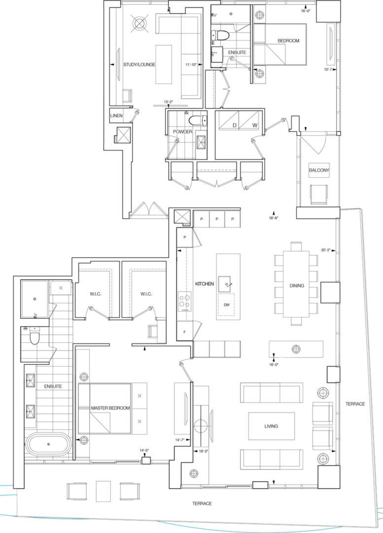 Atwater Floorplan 1