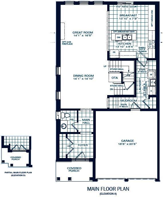 The Able B Floorplan 1