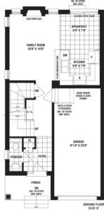 Queenston Floorplan 1