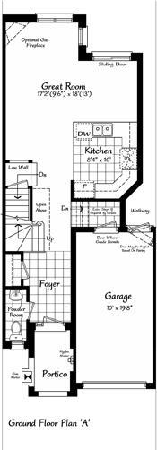 The Belevedere 2 Floorplan 1